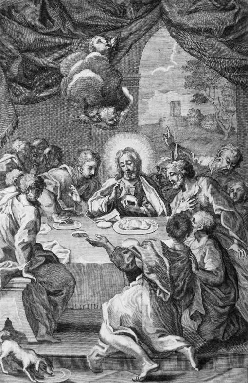 Sainte Cène III